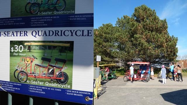 Quadracycle